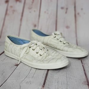 Keds Taylor Swift Key tennis shoes Size 8